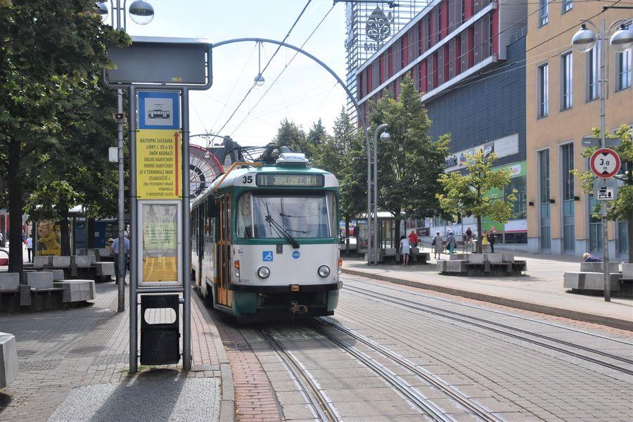 elektricka Liberec - Jablonec
