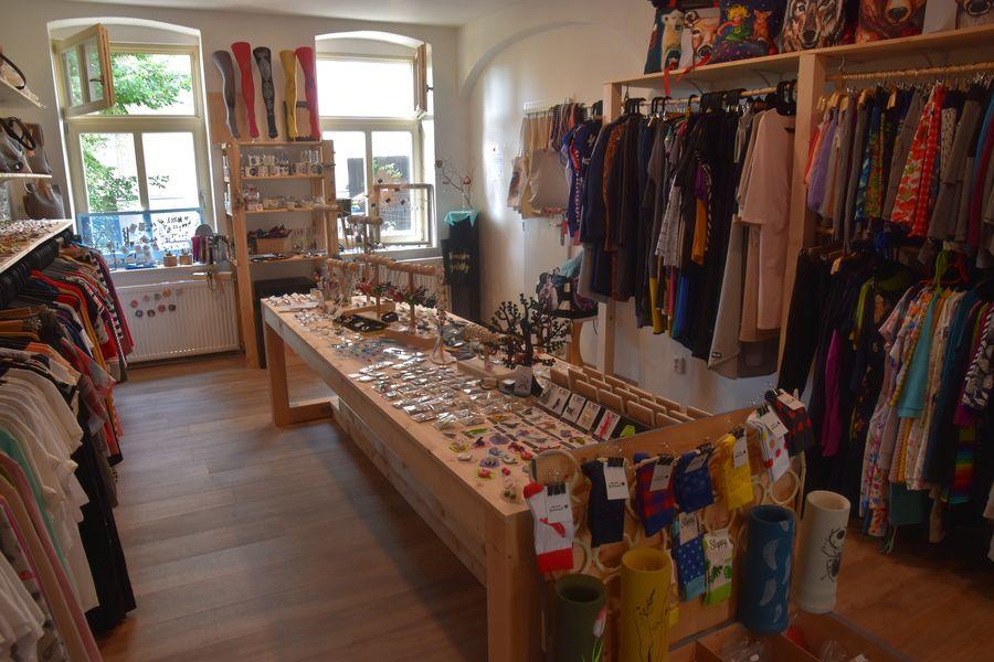 Liberec Pink Tina obchod