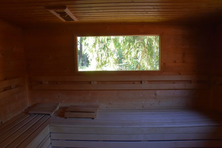 finska sauna welness hotel Tri Studnicky