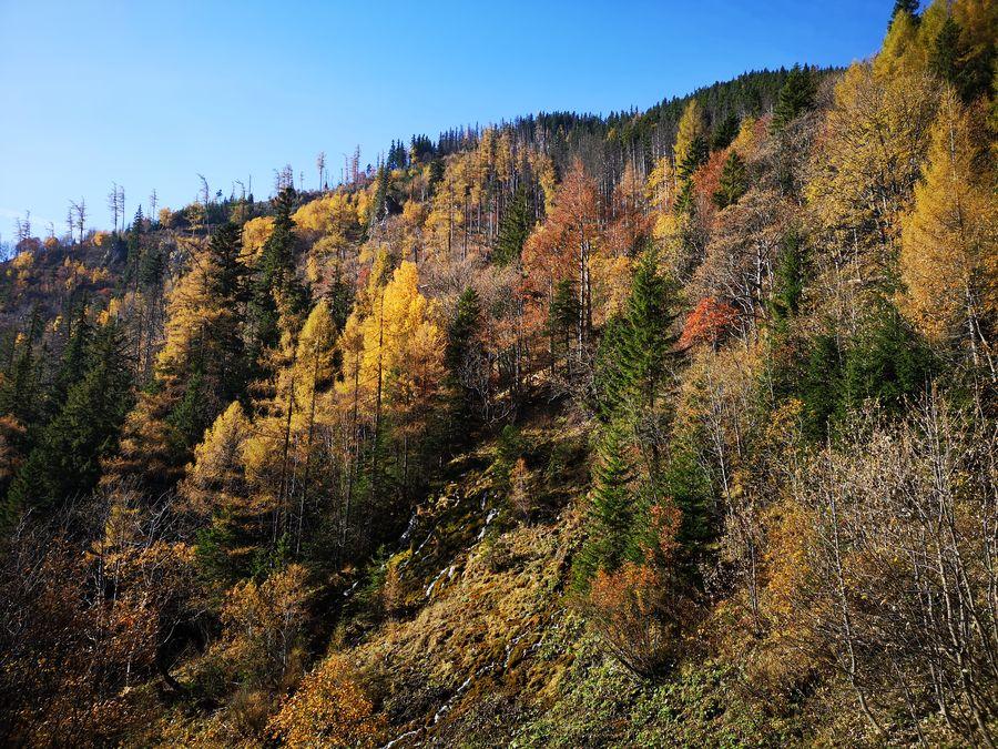jesenne Belianske Tatry