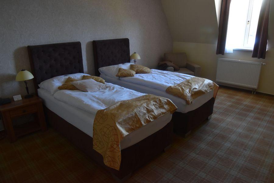Hotel Solisko Strbske pleso izba