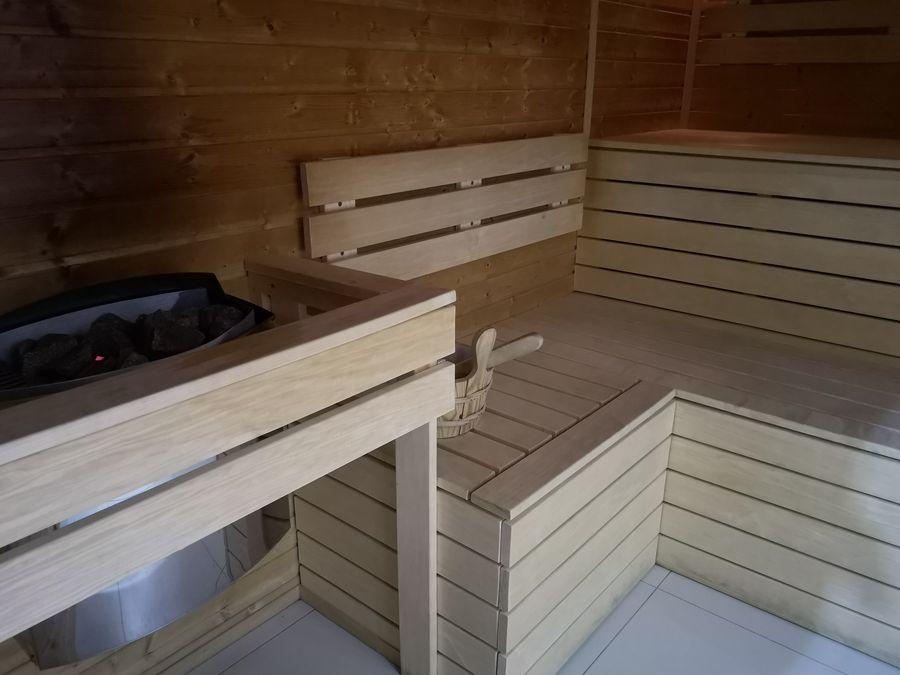 finska sauna wellness Wili Tatry apartmany