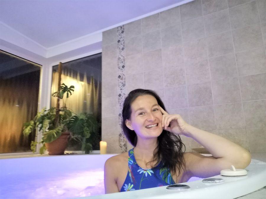 vo virivke wellness hotel Solisko
