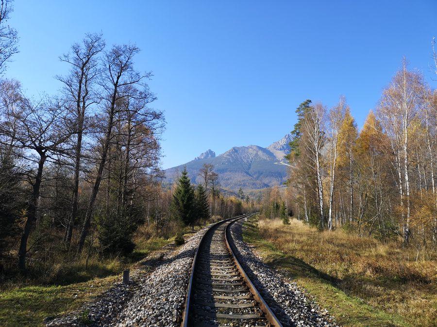 z Tatranskej Lomnice do Starej Lesnej