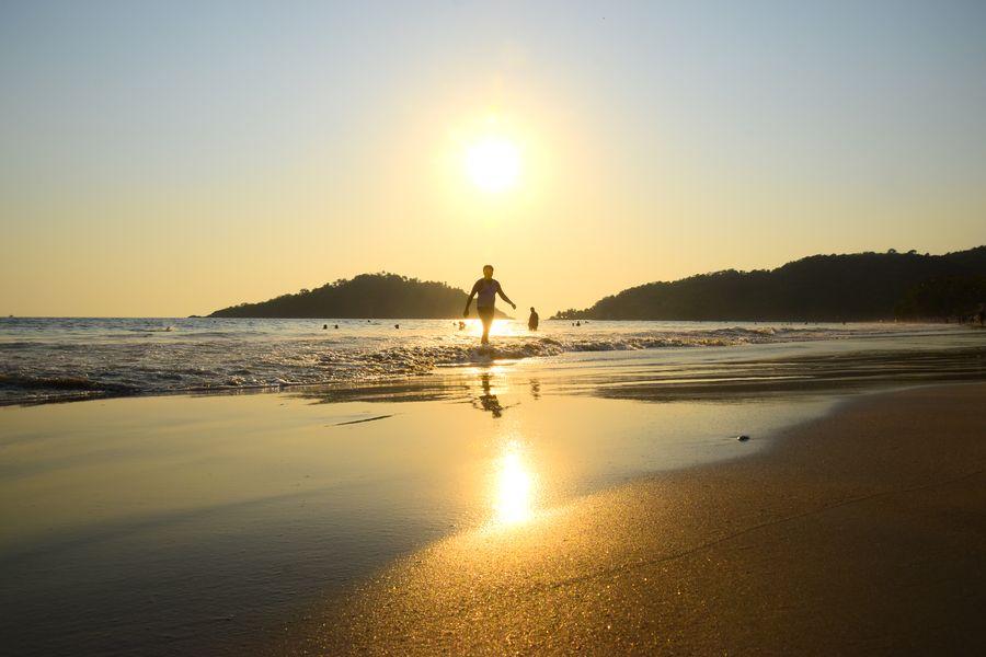 Palolem plaz Goa India