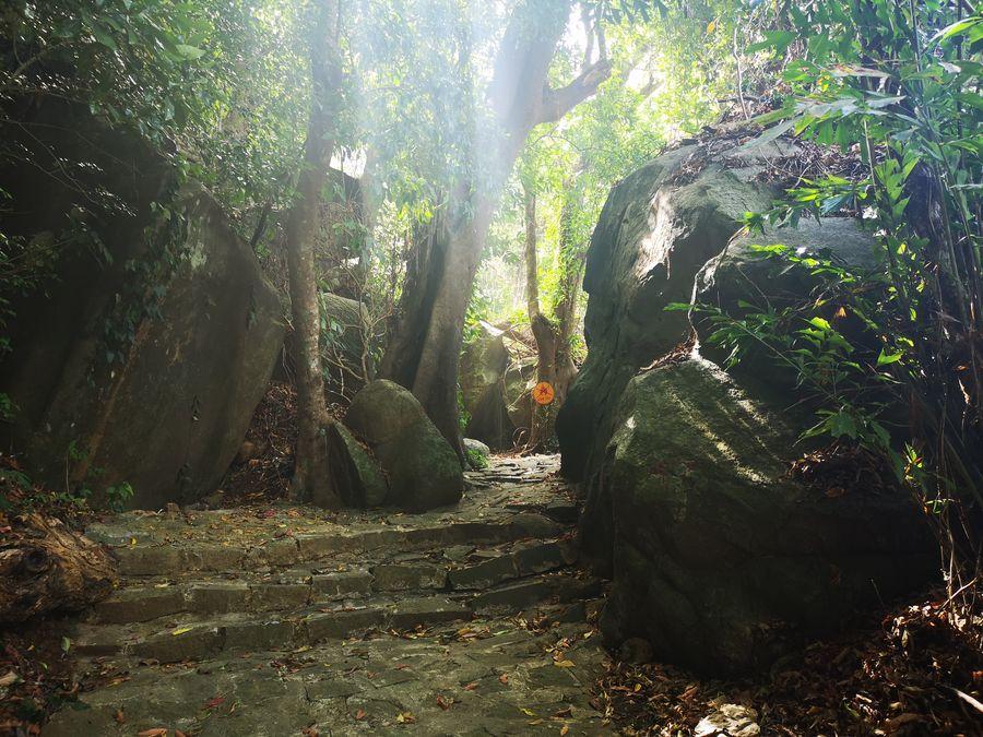 prekrasna priroda Con Dao narodny park