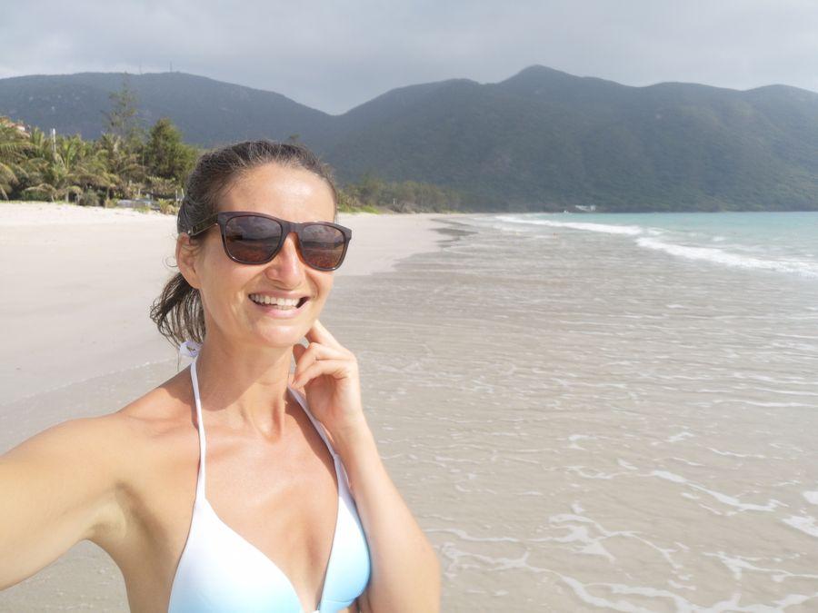 na An Hai plazi na Con Dao