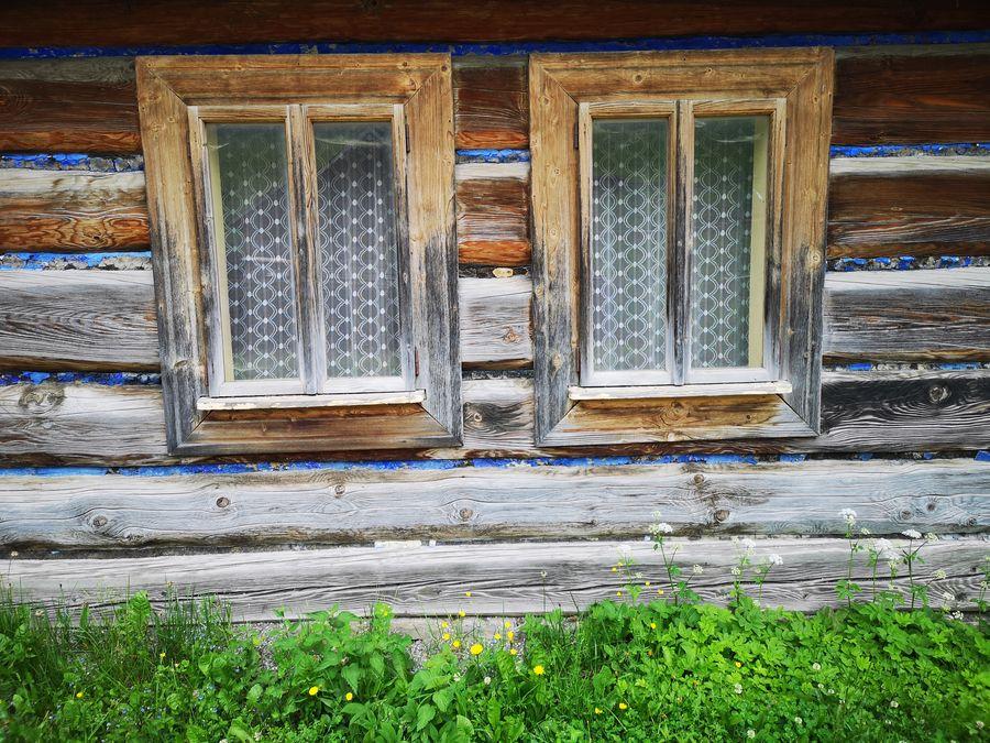 zaujimave okna na jezerskom dome