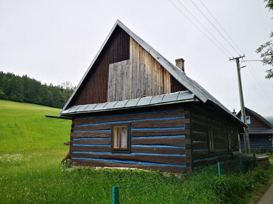 carovny domcek v Jezersku