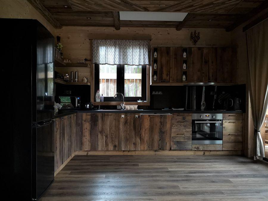 Stromodomcek Relov  kuchyna