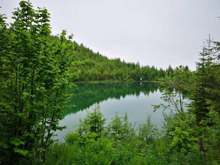 Jezerske jazero na Spisi