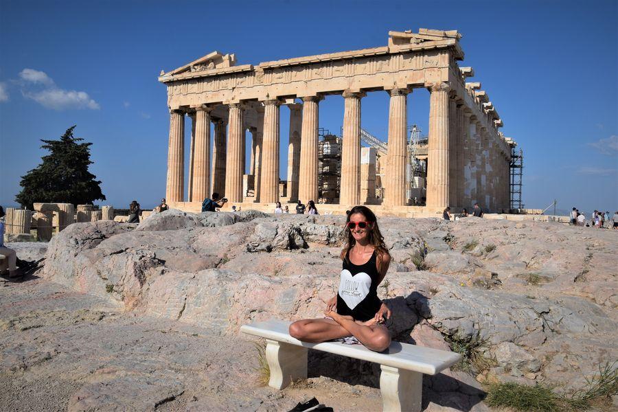 Akropola v Atenach