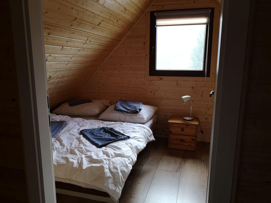 izba, kde som spala