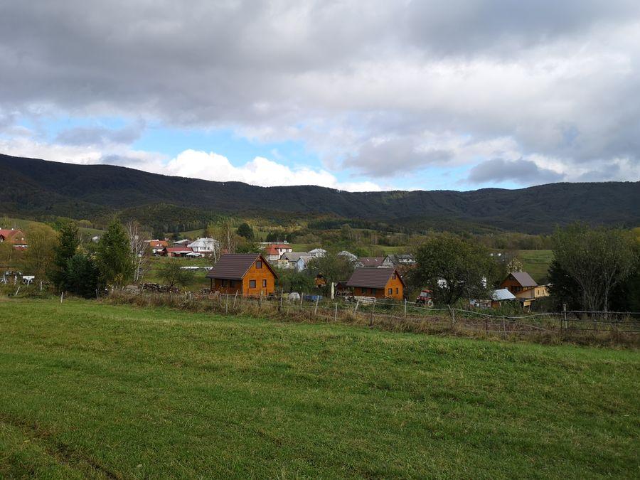lokalita chaty v Runine