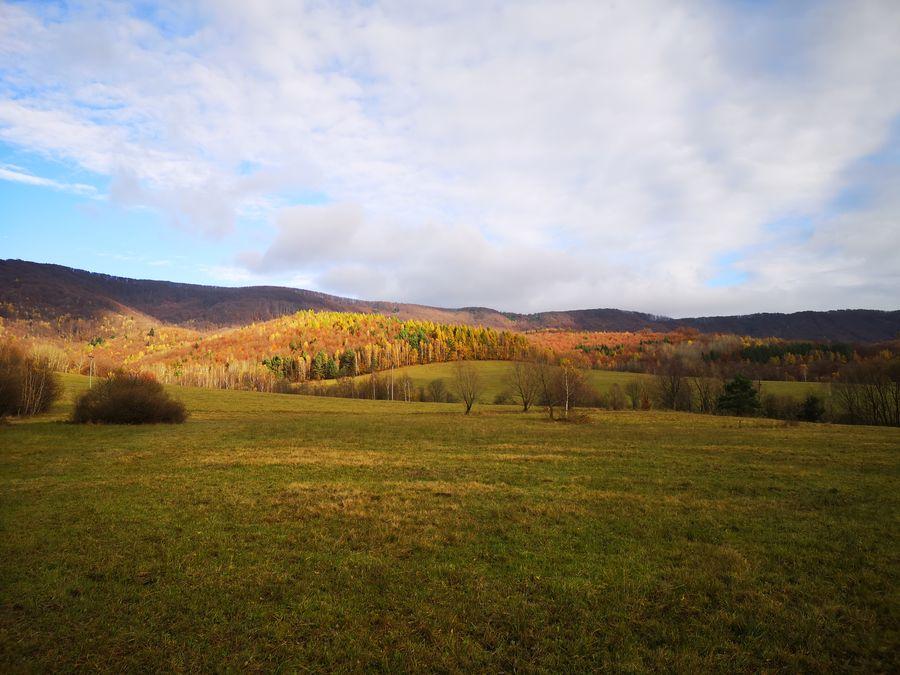 jesenne Poloniny narodny park