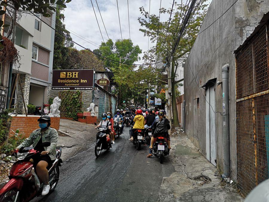 Vietnamci na skutroch