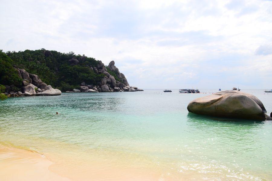 Koh Tao plaz