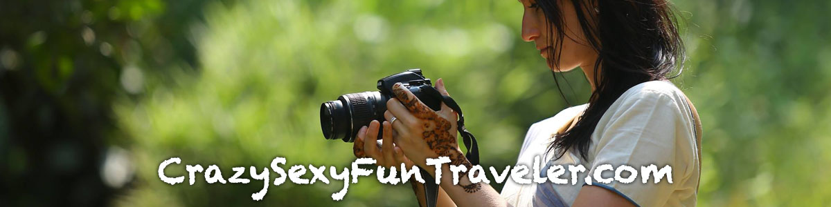 Crazy Sexy Fun Traveler