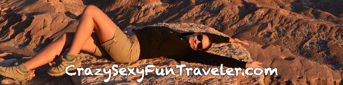 Crazy Sexy Fun Traveler