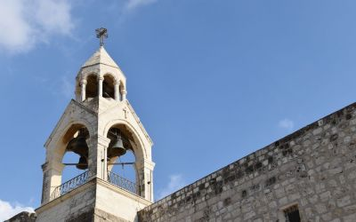Church Of Nativity Bethlehem West Bank Palestine (1)
