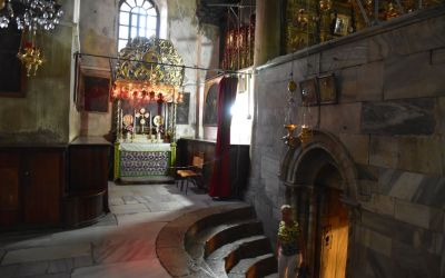 Church Of Nativity Bethlehem West Bank Palestine (12)