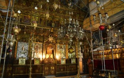 Church Of Nativity Bethlehem West Bank Palestine (15)