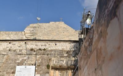 Church Of Nativity Bethlehem West Bank Palestine (3)