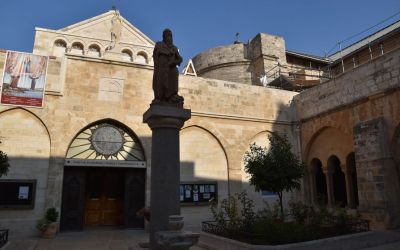 Church Of Nativity Bethlehem West Bank Palestine (34)