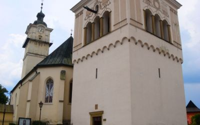 Church Of Saint George In Spisska Sobota Poprad (1)