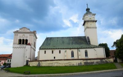 Church Of Saint George In Spisska Sobota Poprad (3)
