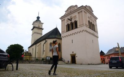 Church Of Saint George In Spisska Sobota Poprad (6)