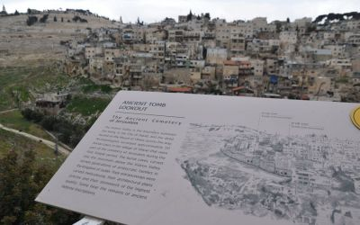 City Of David Jerusalem Tour (12)