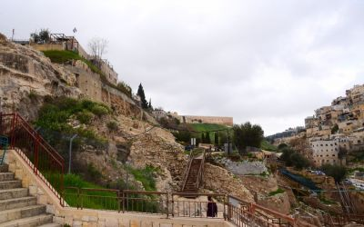City Of David Jerusalem Tour (33)