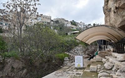 City Of David Jerusalem Tour (37)