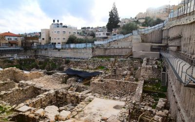 City Of David Jerusalem Tour (41)