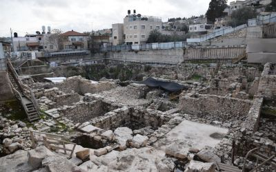 City Of David Jerusalem Tour (43)