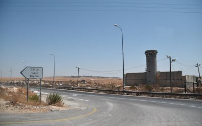 Jordan Valley Close To Jericho West Bank Palestine (22)