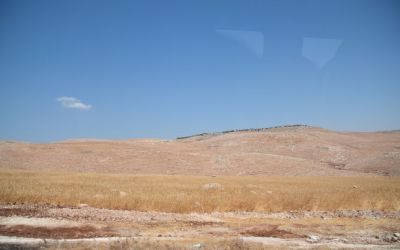 Jordan Valley Close To Jericho West Bank Palestine (27)