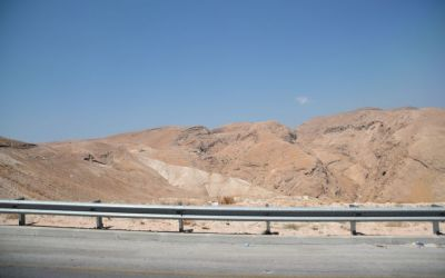 Jordan Valley Close To Jericho West Bank Palestine (38)