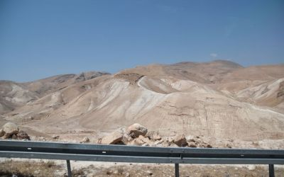 Jordan Valley Close To Jericho West Bank Palestine (42)