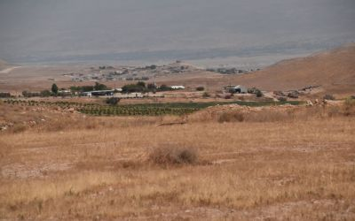Jordan Valley Close To Jericho West Bank Palestine (44)
