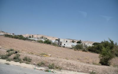 Jordan Valley Close To Jericho West Bank Palestine (46)