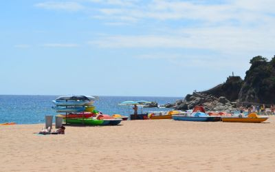 Lloret De Mar Beach (1)