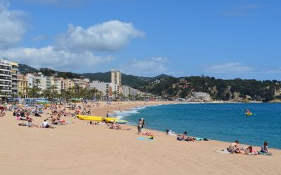 Lloret De Mar Beach (3)