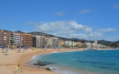 Lloret De Mar Beach (5)