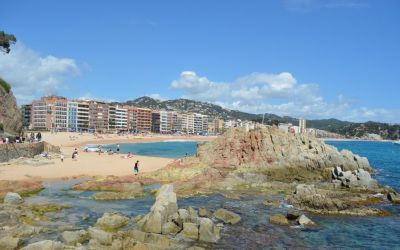 Lloret De Mar Beach (7)