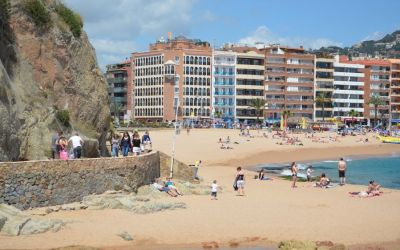 Lloret De Mar Beach (8)