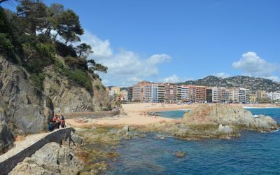 Lloret De Mar Coastal Walk To Fenals (1)
