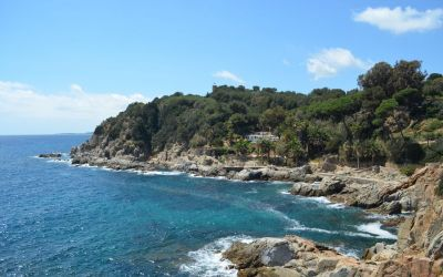Lloret De Mar Coastal Walk To Fenals (10)