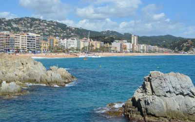 Lloret De Mar Coastal Walk To Fenals (2)